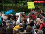 Fouesnant (29). Des marcheurs contre les algues vertes