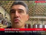 "Vannes (56). Volley féminin : ""Enflammer le public"""
