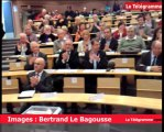 Vannes. Le centriste Pierre Le Bodo nouveau président de Vannes Agglo