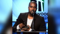 "Kanye West Gave Out ""Hollywood Film Award"" Right Before Proposing"
