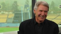"Interested in ""Star Wars"": Harrison Ford If He'd Come Back"