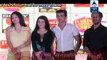 Arjun Bijlani-Shweta Gulati @JBSKP Launch Event-SBS Seg[23-10-2013]