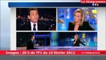 """Nicolas Sarkozy. """"Remettre le travail au centre de tout"""""""