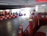 Vannes. Chaud devant, le tour complet de kart au FunXtrem