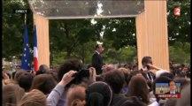 """Hommage à Jules Ferry. Hollande veut que l'école soit le """"lieu de l'intégration de tout les enfants"""