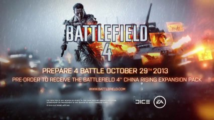 Battlefield 4 - Official Commander Mode Trailer de