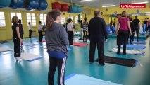 Saint-Brieuc. Les cours de Pilates pris d'assaut