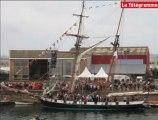 Tonnerres de Brest. Les fêtes maritimes commencent !