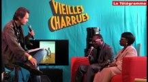 """Vieilles Charrues. Amadou et Mariam : """"On se sent chez nous en Bretagne"""""""