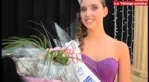 Vannes. Miss Morbihan : Charlène Le Grèves élue