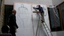 Paul Bloas et Serge Teyssot-Gay à Quimper