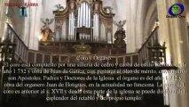 Símbología en la iglesia de Santa María Coronada Medina Sidonia