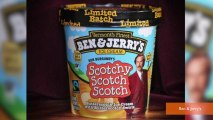 Ben & Jerry's 'Scotchy, Scotch, Scotch' Honors 'Anchorman' Ron Burgundy