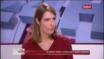 24h Sénat - Invitée : Christiane Taubira