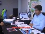interview pdg intermarché terre rouge cahors et exposition nissan leaf electrique