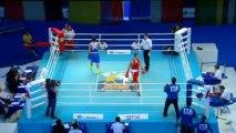 Mondiali Boxe - Cammarelle e Russo in semifinale