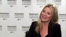 Parties - Kate Moss at the Mango Fashion Awards