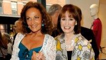 Fashion Insiders - Diane von Furstenberg and Gloria Vanderbilt