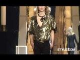 Style.com Fashion Shows - Roberto Cavalli: Fall 2007 Ready-to-Wear