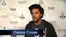 Elijah Wood, Connor Cruise and Young Stars Play Assassins Creed 4