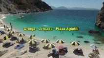 Grecja - Lefkada Plaża Agiofili (HD)