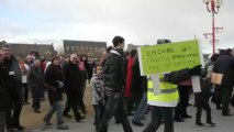 """Landivisiau (29). Un millier de manifestants pour redire """"non à la centrale au gaz"""""""