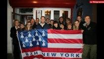 New York. Nolwenn Leroy parmi les Bretons après son concert