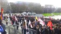 """Brest. 400 personnes disent """"oui"""" au mariage pour tous"""