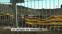 Reconstruction de Lac-Mégantic : des travailleurs critiquent la gestion des travaux