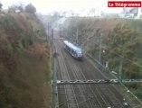 Brest - Morlaix. Reprise du trafic SNCF aujourd'hui sur deux voies