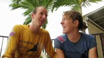 Running South America: British couple's ups and downs