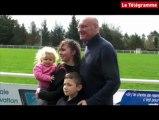 Rugby. Bernard Laporte en visite à Dinan