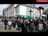 Lorient. 120 commerçants dans la rue contre leur régime social