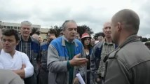 Caudan (56). Fonderie de Bretagne : un débrayage pour dénoncer la position de la CGT
