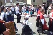 Défilé du Bugale Breizh à Guingamp