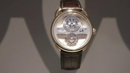 Hermès, 35 ans pour la montre arceau