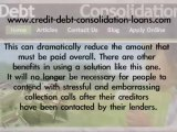 Have Bad Credit? Solve Credit Card Debt With Debt Consolidation Loans