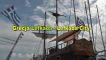 Grecja Lefkada - Lefkada Town Πόλη Λευκάδας (HD)