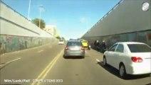 Motorcycle Fails Compilation! Violent bikers crashes.