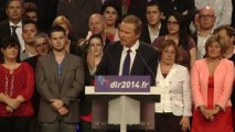 Congrès de DLR : Discours de Nicolas Dupont-Aignan