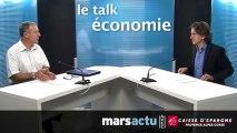Le talk économie Marsactu : Nicolas Stringhetta, président du Fongecif Paca