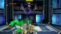 LEGO Marvel Super Heroes Gameplay Walkthrough Part 6 - Red