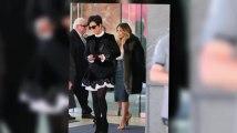 Kim Kardashians erster Auftritt nach Verlobung