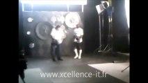 Clash Evra : Pierre Ménès fait 4 jongles !