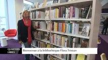 Les bibliothèques à Bordeaux - Quartiers libres