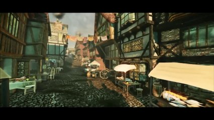 Pudding Lane Productions, Crytek Off The Map de