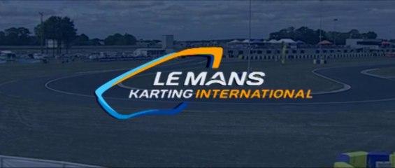 Clip du Circuit International de Karting du Mans