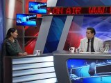 NBC On Air EP 124 (Complete) 24 Oct 2013-Topic- US refused to stop drone attack, where's Kashmir & Aafia,   Why Karachi, Mumbai attack & Shakeel afridi issue have discussed, Manmohan angry on Nawaz. Guest-   Nausheen wasi, Pervez Rasheed, Hameed Gul, Nayy