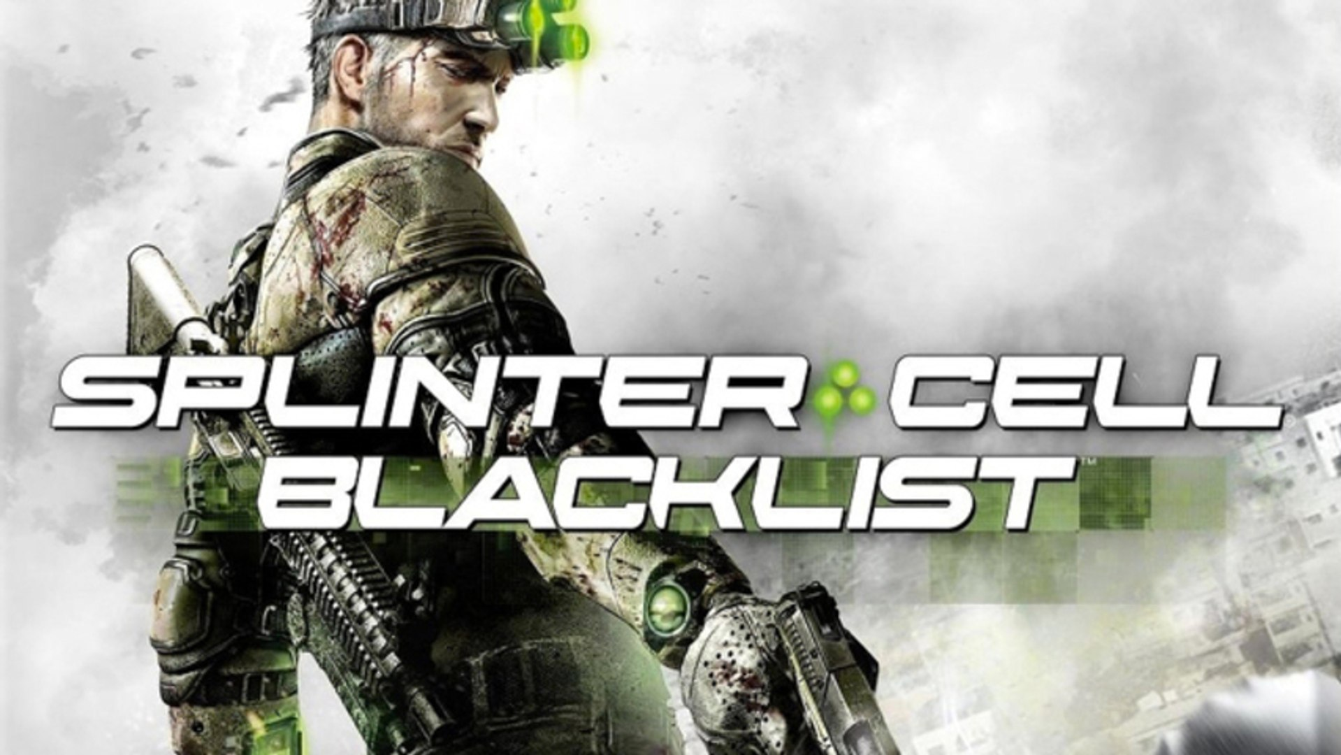 Splinter Cell Blacklist #16 SkinO