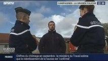 Grand angle: Campagnes: la grande fauche - 24/10